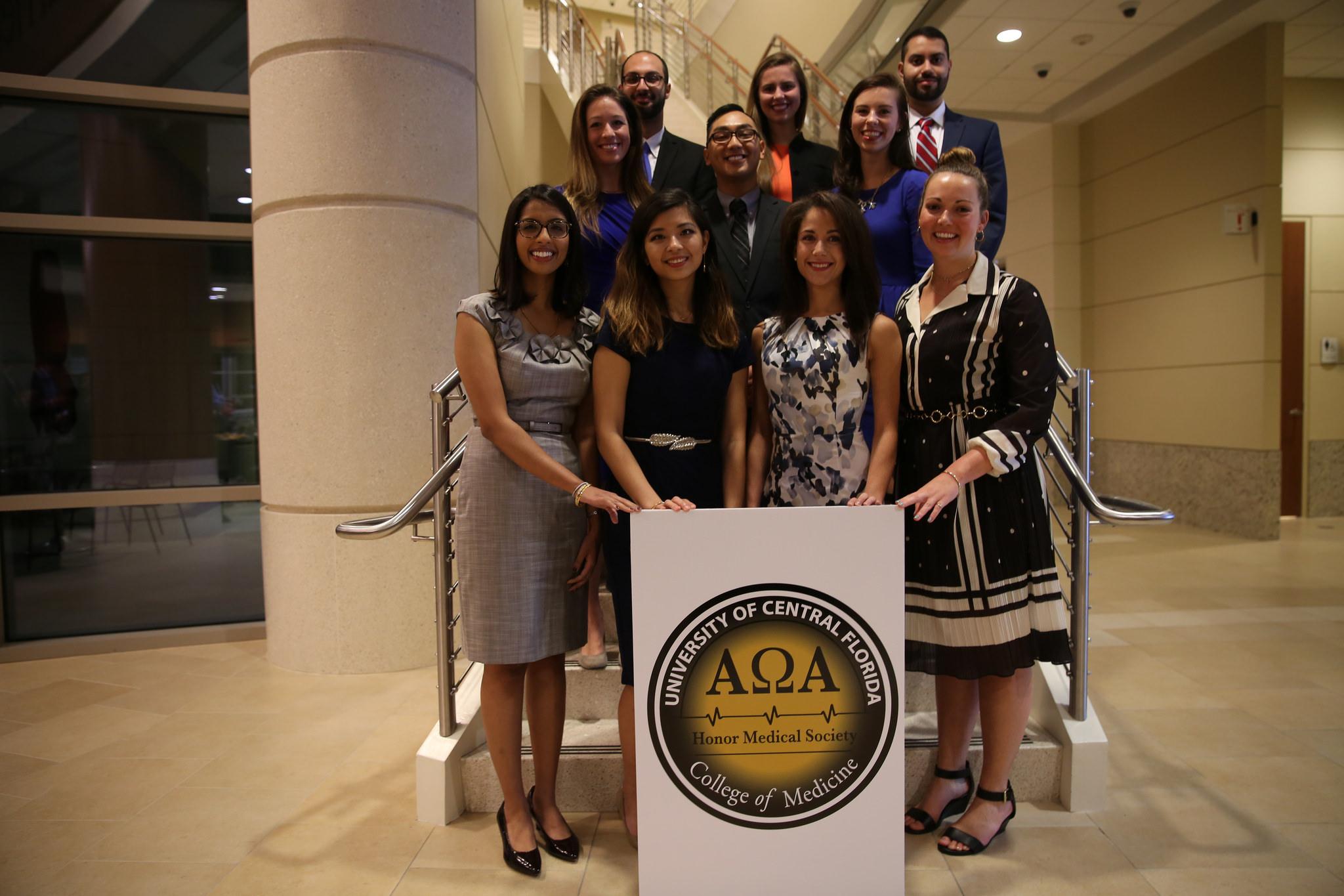 Alpha Omega Alpha – Members