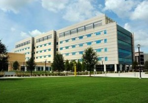 Burnett Building at Lake Nona
