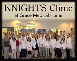 Knights Clinic Group Picture