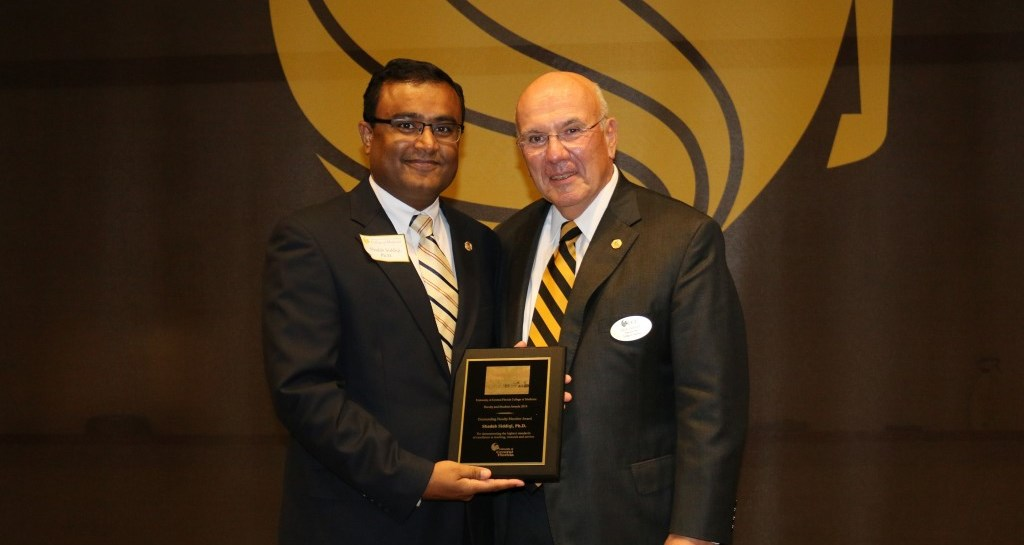 College Of Sciences Ucf >> College of Medicine – Faculty, Students Honored October 28