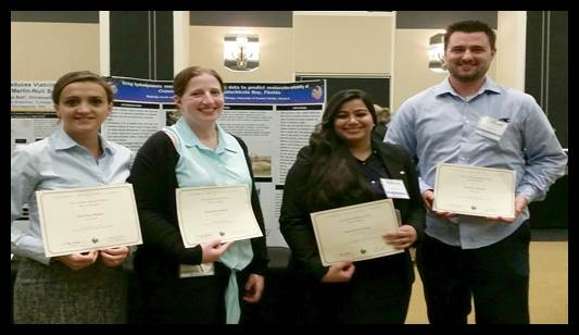 College of Medicine – Burnett Students Sweep Forum Competition