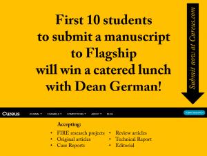 "College of Medicine – Med School Begins ""FLAGSHIP"" Research"