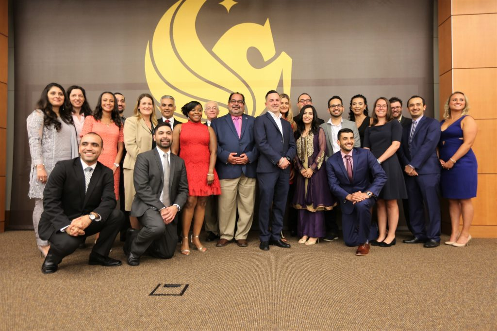 1d9fb7861fd College of Medicine – UCF First Residents Honored As Pioneers