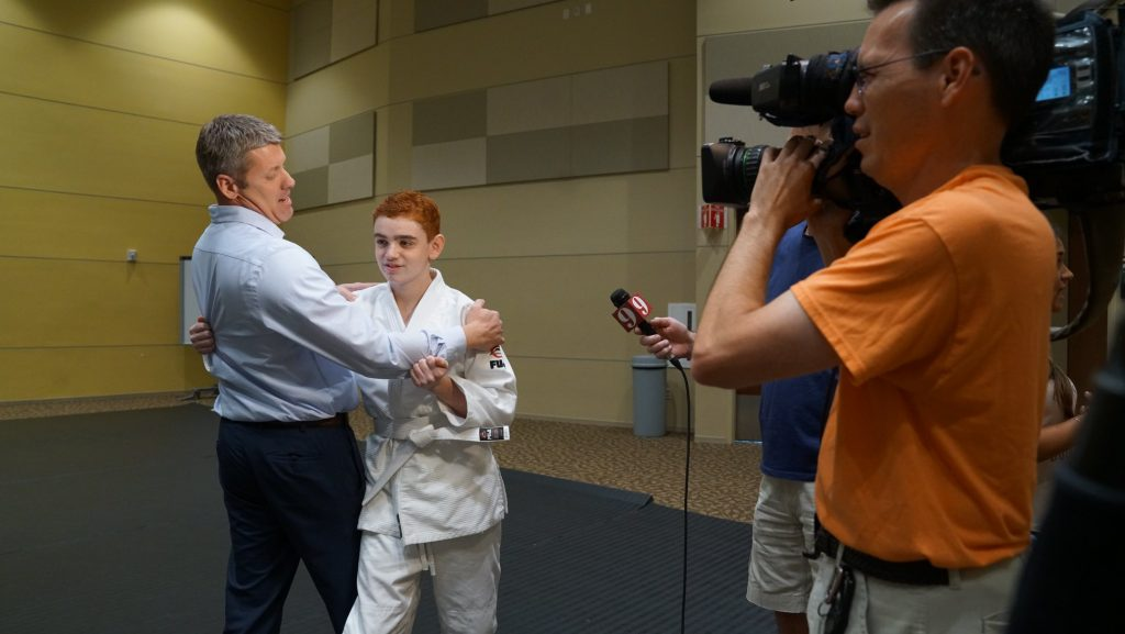 College Of Sciences Ucf >> College of Medicine – WFTV Covers UCF Martial Arts Camp ...