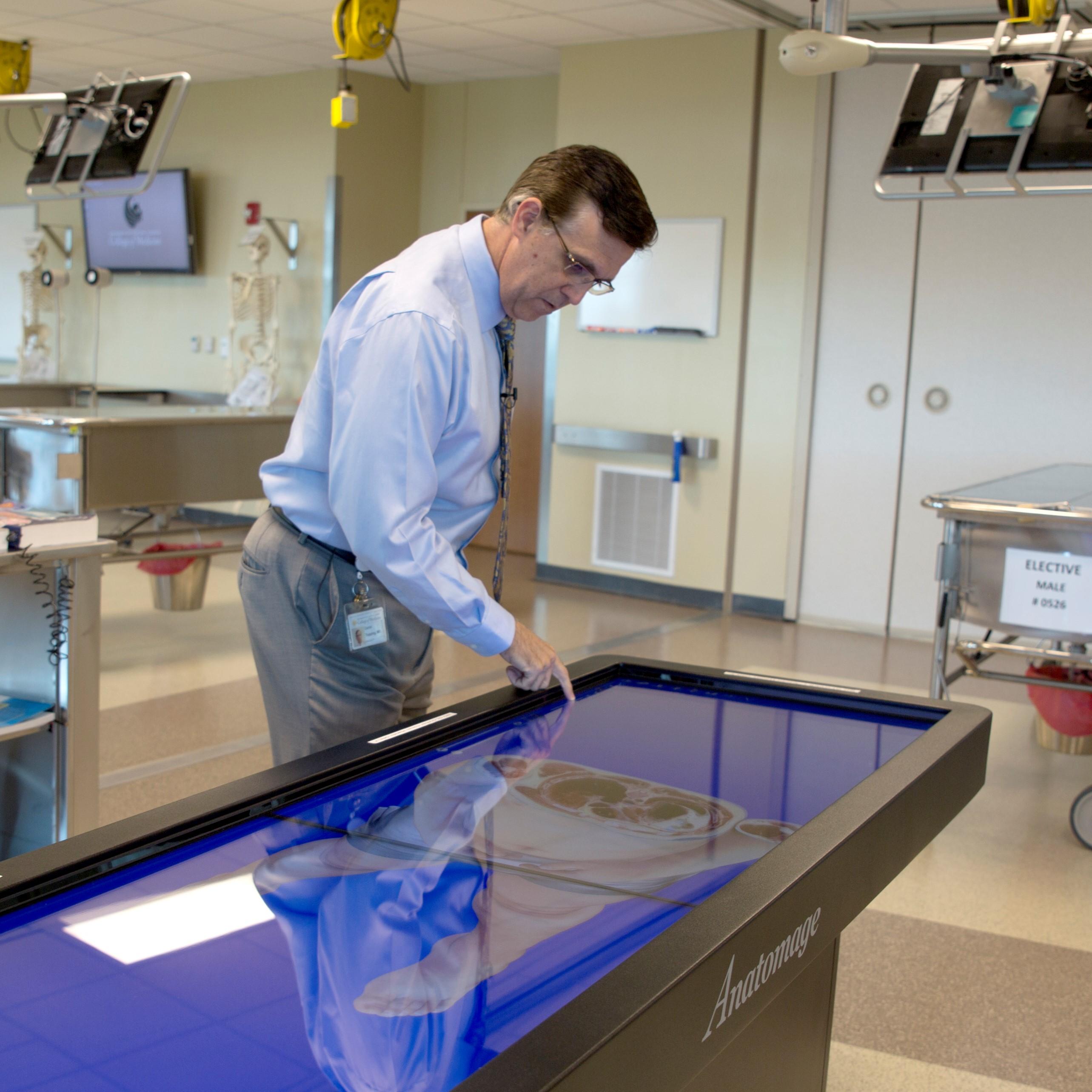 College of Medicine – Anatomy Lab