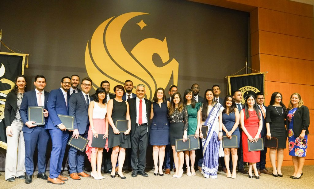 College of Medicine – Third UCF Residency Graduation One Of
